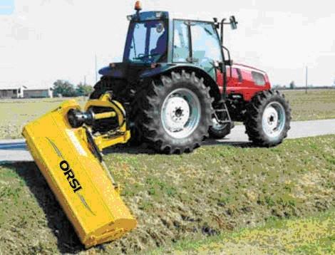 Навесная роторная косилка для трактора Беларус МТЗ 82