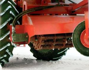 Скалыватель льда УДМ 2000