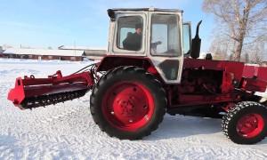 Скалыватели льда на трактора МТЗ Беларус 80/82
