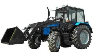 фронтальные погрузчики для тракторов МТЗ 82.1 / 80 отечественого производсства