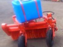 Щеточное оборудование с увлажнением ЩО-320 (бак 200л. / 300л.)