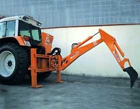 Навесное экскаваторное оборудование standard 290