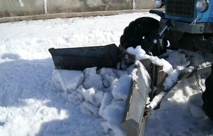 Машина коммунальная снегоуборочная 11_1