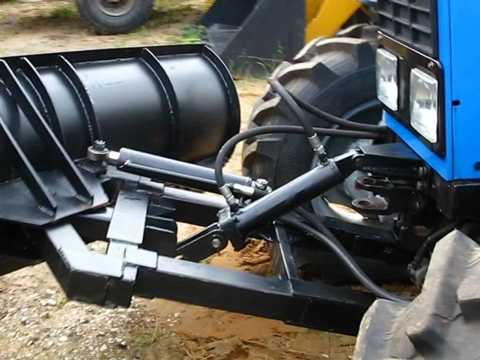 _оммунальное плужное оборудование (отвал) для трактора _Т_ 82.1 с мостом ___-822 26