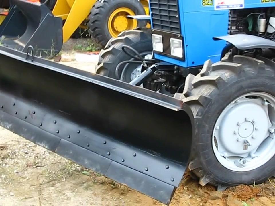 _оммунальное плужное оборудование (отвал) для трактора _Т_ 82.1 с мостом ___-822 54